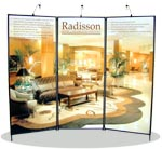sample trade show display booth #2