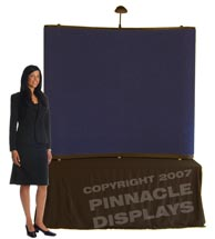 Eclipse 6ft table top displays
